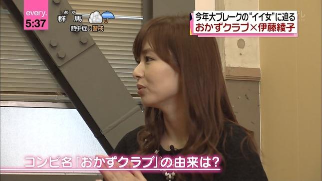 伊藤綾子 news every 03