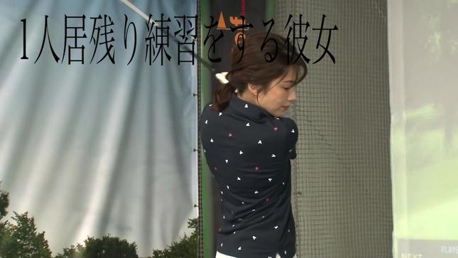 田中萌アナが120を切るまでの物語 21