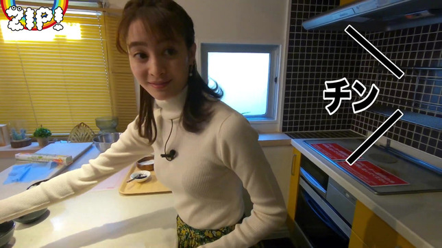 後呂有紗アナとクッキングデート「ごはんでおせんべい作ってみた」16