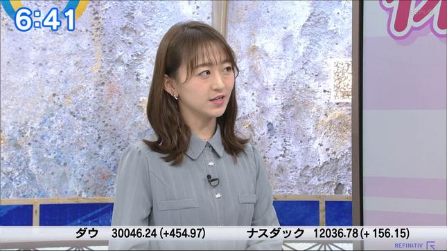 片渕茜 ニュースモーニングサテライト 21