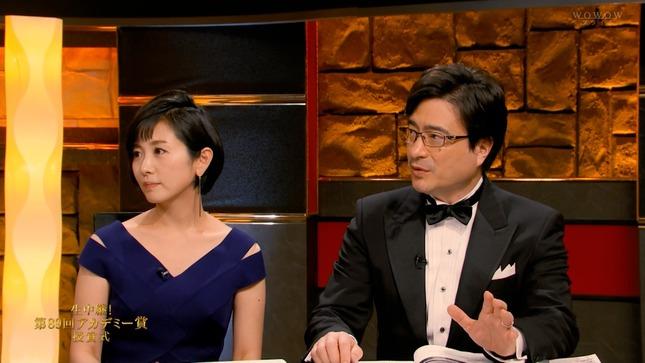 高島彩 第89回 アカデミー賞授賞式 6