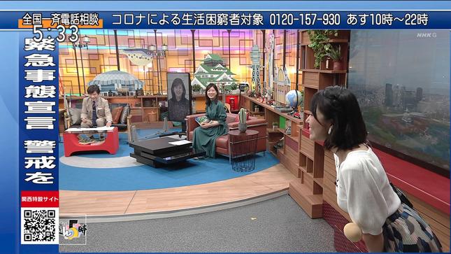 塩見泰子 ニュースきん5時 14