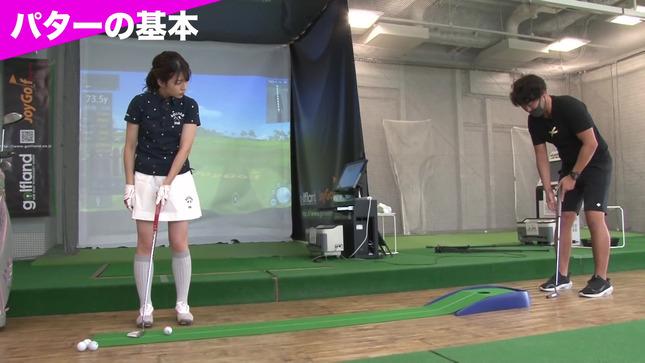田中萌アナが120を切るまでの物語 9