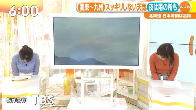 與猶茉穂 ウィークエンドウェザー TBSニュース はやドキ! 20