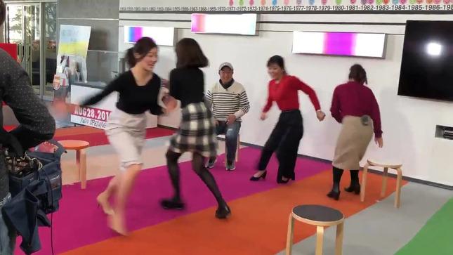 中村秀香 黒木千晶 ytvアナウンサー向上委員会 ギューン↑4