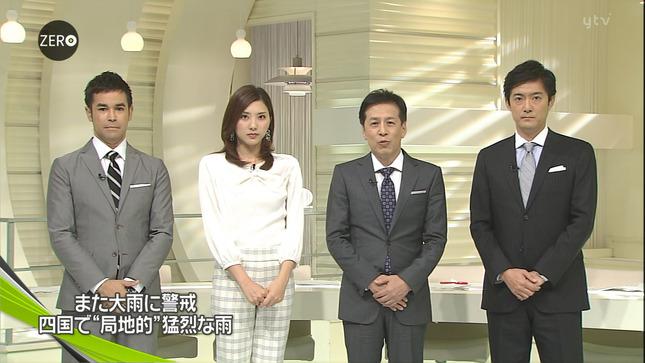 山岸舞彩 NewsZero 桐谷美玲 09