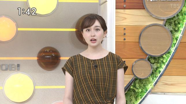 宇賀神メグ ひるおび! あさチャン! Nスタ TBSニュース 12