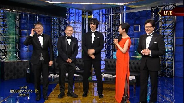 高島彩 生中継! 第88回アカデミー賞授賞式 14
