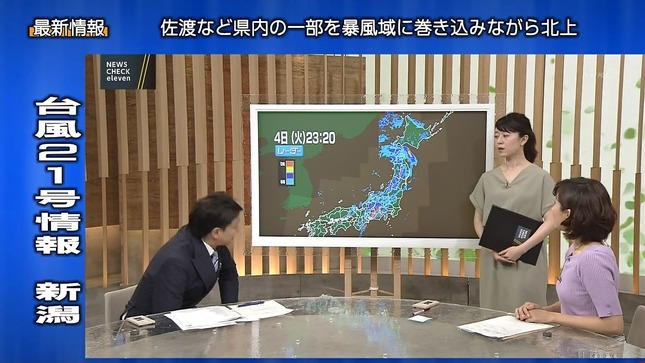 森下絵理香 ニュースチェック11 2