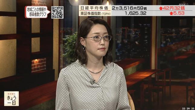 牛田茉友 ニュースきょう一日 6
