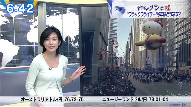 西野志海 ニュースモーニングサテライト 11