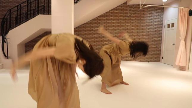 下村彩里 斎藤ちはる 女子アナダンス部・本番編 14