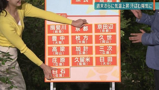 下村彩里 報道ステーション 8