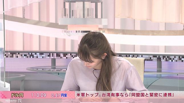 トラウデン直美 日経ニュースプラス9 13