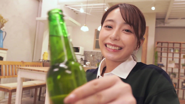 宇垣美里 「爆音ラグビー 」一緒にいこ? 4