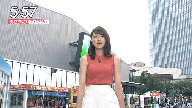 山形純菜 あさチャン! 8