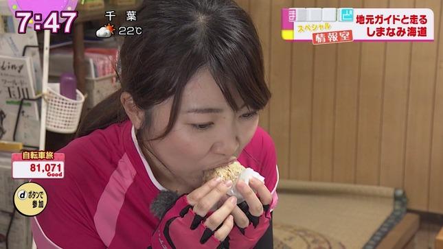 千葉美乃梨 おはよう日本 7