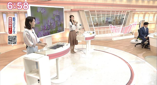 牛田茉友 ニュースほっと関西 NHKニュース 19