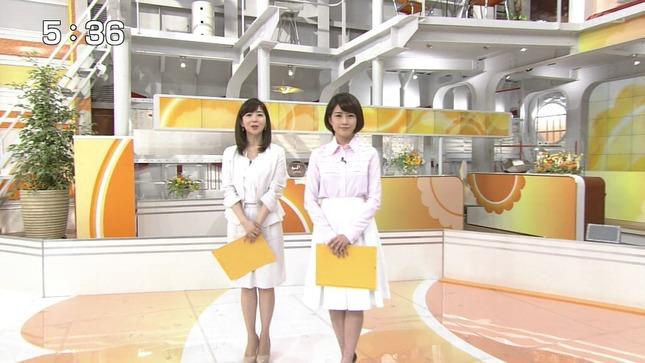 松尾由美子 グッド!モーニング 田中萌 新井恵理那 12