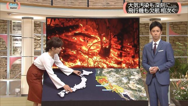 紀真耶 高島彩 サタデーサンデーステーション 森川夕貴 8