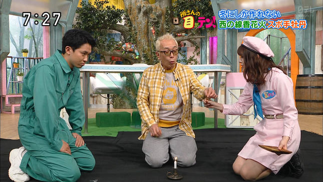 佐藤真知子 所さんの目がテン! 8