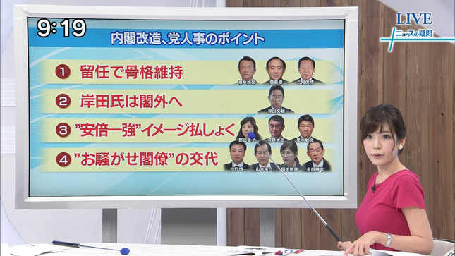西野志海 日経プラス10サタデー 2