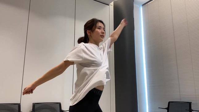 田中萌アナ10日間の記録 女子アナダンス部 5
