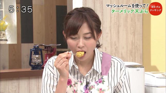 久冨慶子 おかずのクッキング スーパーJチャンネル 6