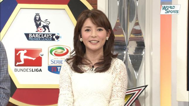 深津瑠美 ワールドスポーツSOCCER 2