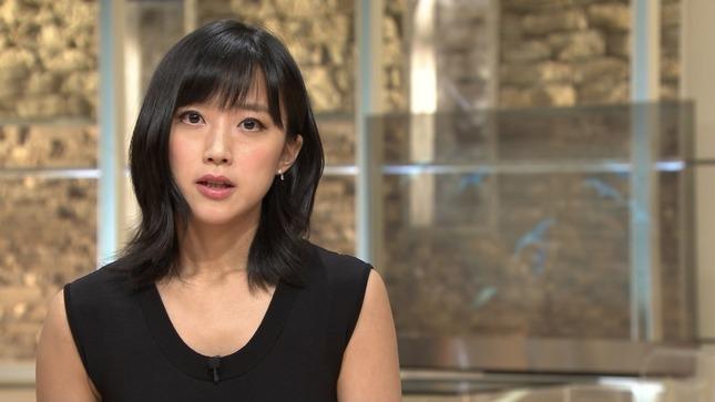 竹内由恵 報道ステーション 選挙ステーション2019 9