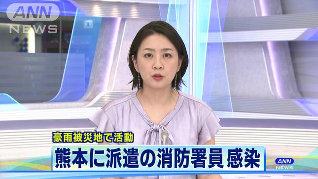 矢島悠子 スーパーJチャンネル ANNnews AbemaNews 8