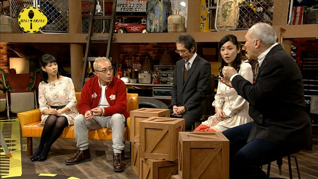 久保田祐佳 紅白宣伝部 所さん!大変ですよ年末SP 01