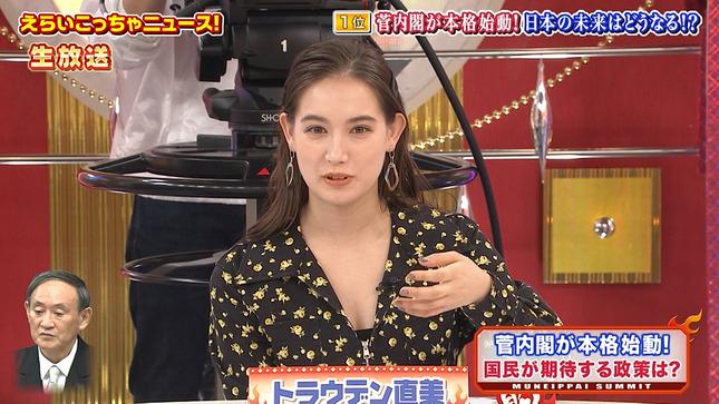 トラウデン直美 日経プラス10 胸いっぱいサミット! 7