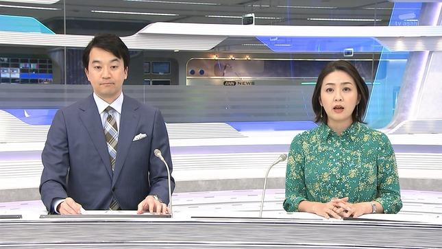 矢島悠子 ANNnews 4