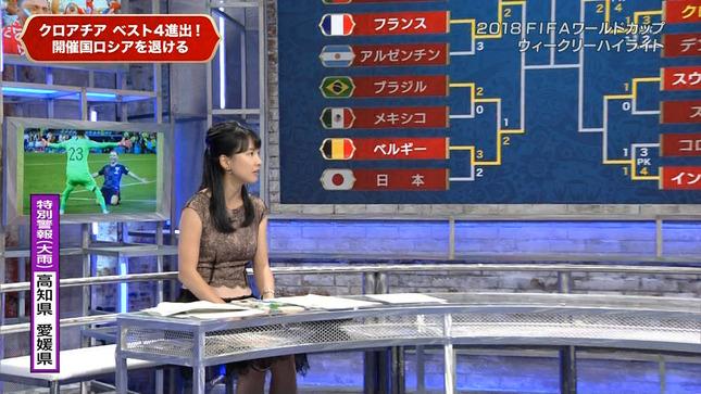 澤田彩香 2018FIFAワールドカップウイークリーハイライト 12