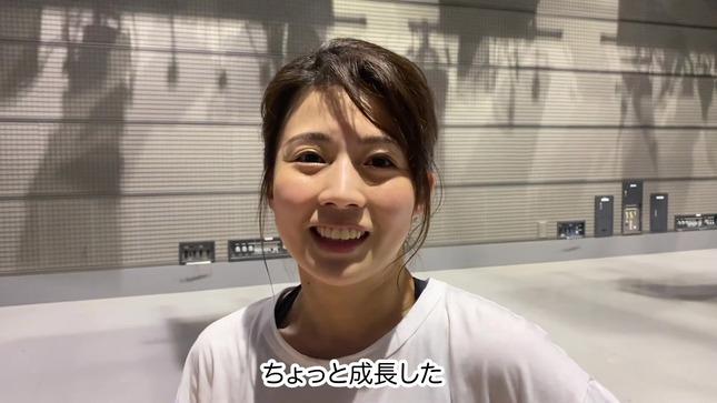 田中萌アナ10日間の記録 女子アナダンス部 15