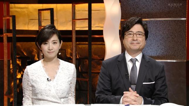 高島彩 生中継!第89回アカデミー賞ノミネーション発表 6
