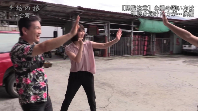 虎谷温子 辛坊の旅 15