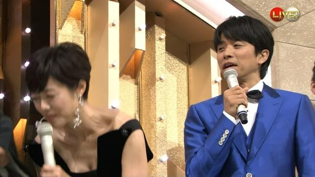 有働由美子 第66回NHK紅白歌合戦 06