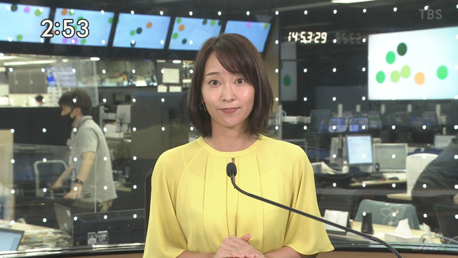 出水麻衣 ひるおび! TBSニュース 12