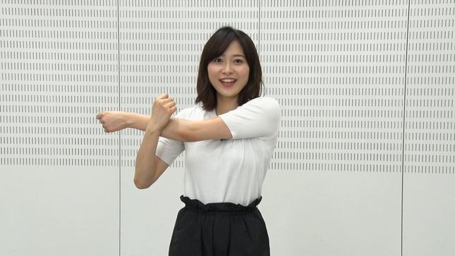 久冨慶子 今夜のテレ朝 グッド!モーニング 6