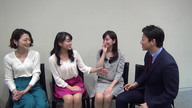池谷麻依 原宿アベニュー 激撮!となりのアナウンサー 3