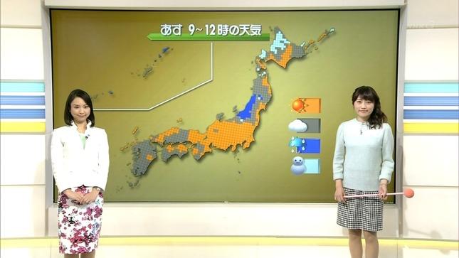 守本奈実 NHKニュース7 06