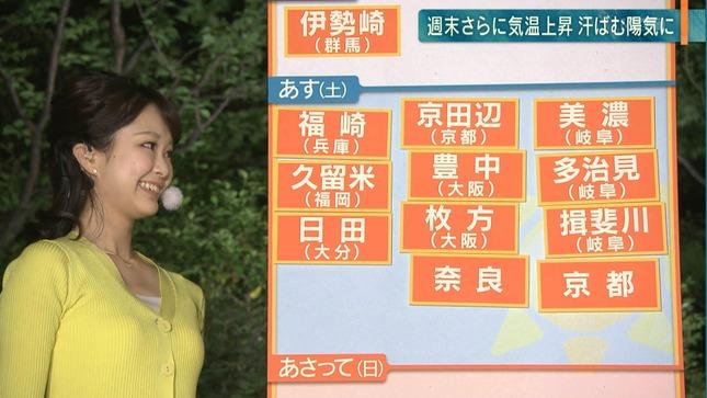 下村彩里 報道ステーション 4