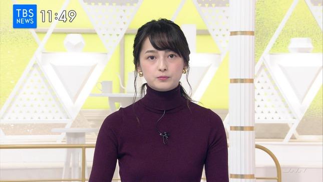 山本恵里伽 TBSニュース6