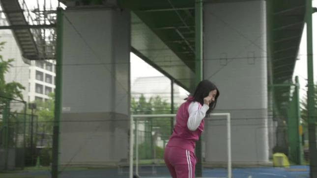望木アナが自身の「未解決」なコトに挑んだ番宣CM撮影の裏側 14