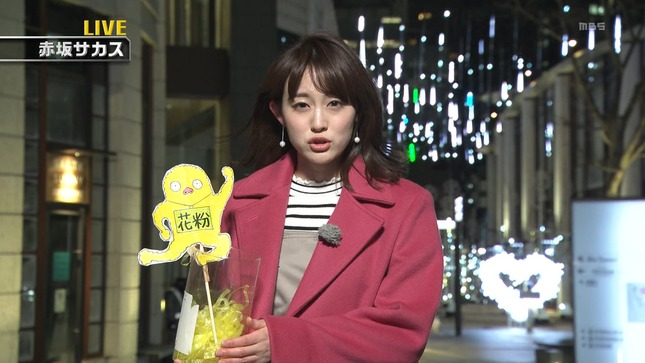 新井恵理那 グッド!モーニング ニュースキャスター 4