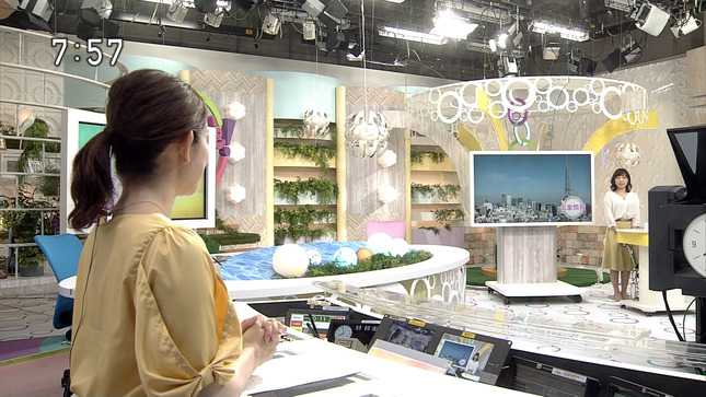 橋詰彩季 列島ニュース おはよう東海 9