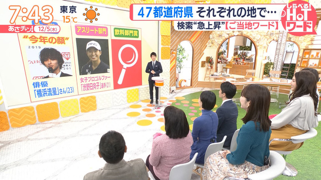 夏目三久 あさチャン! 22