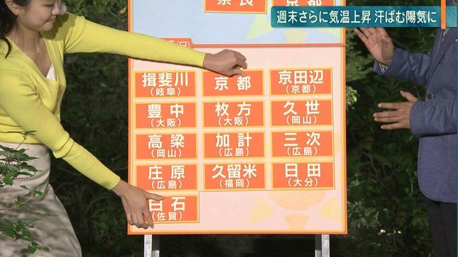 下村彩里 報道ステーション 7